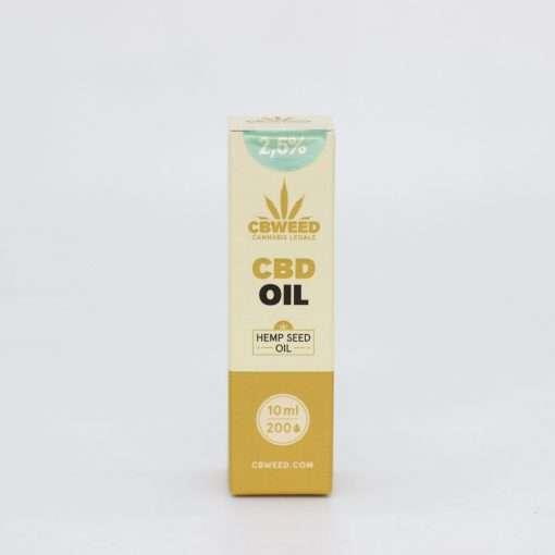 25-olio-canapa-cbweed