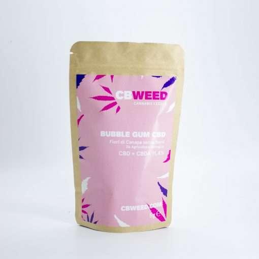 Cannabis Light Cbweed Bubble Gum 5g EU