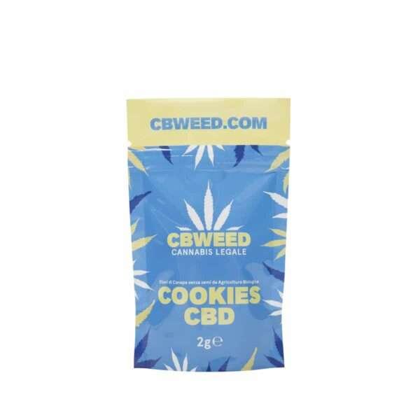 Cannabis Light Cbweed Cookies CBD 2g