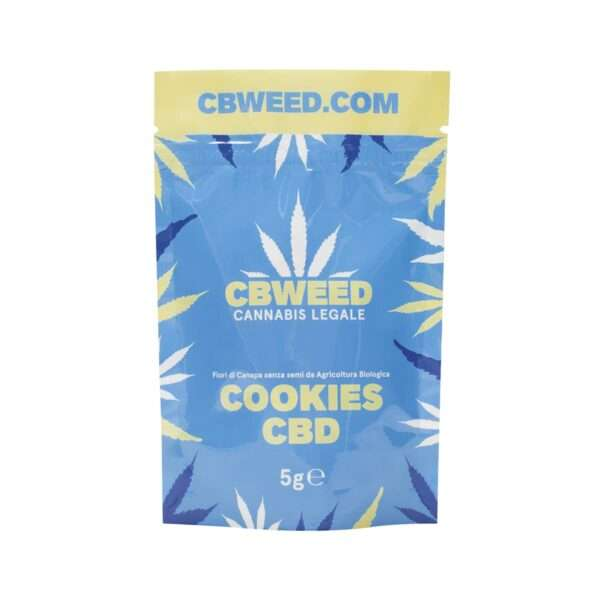 Cannabis Light Cbweed Cookies CBD 5g