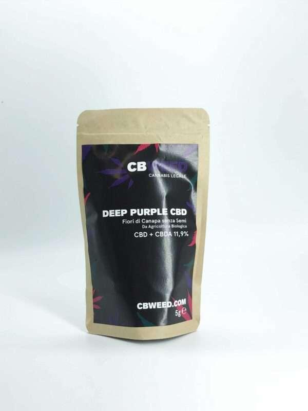 Cannabis Light Cbweed Deep Purple 5g