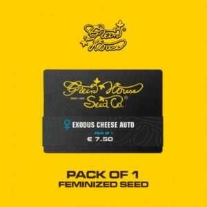 Exodus Cheese Auto 1 seme