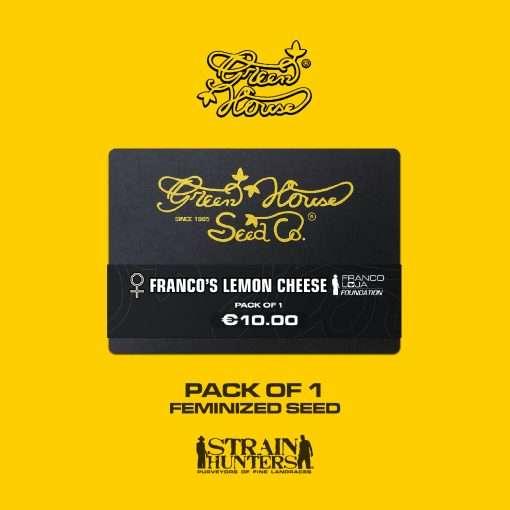 Franco's Lemon Cheese 1 seme