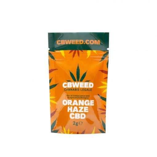 Cannabis Light Cbweed Orange Haze CBD 2g