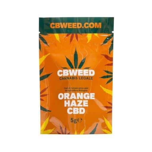 Cannabis Light Cbweed Orange Haze CBD 5g