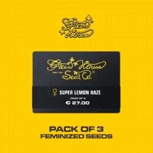 Super Lemon Haze Auto 3 semi