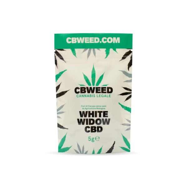 Cannabis Light White Widow 5g