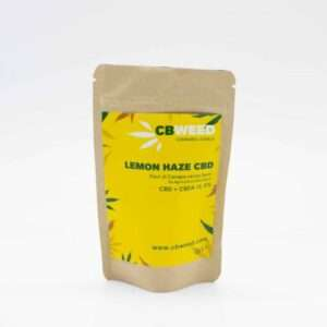 Cannabis Light Cbweed Super Lemon Haze CBD 5g